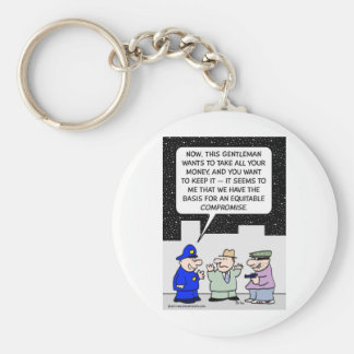 equitable compromise budget deal obama key chain