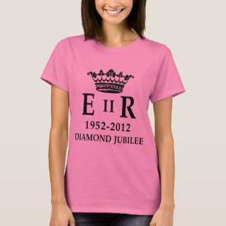 ER II Diamond Jubilee T-Shirt