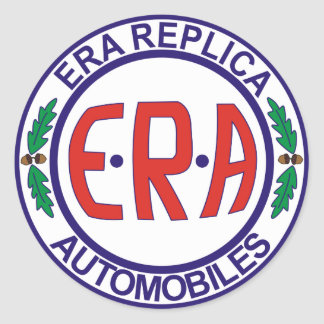 ERA Logo Stickers