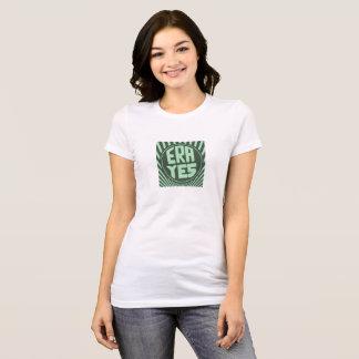 ERA YES Starbucks Form Dark Green T-Shirt