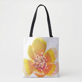 Eranthus - Rainbow Flower Tote Bag