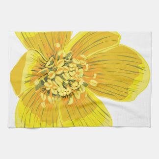 Eranthus - Winter Aconite Tea Towel