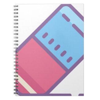 Eraser Notebooks