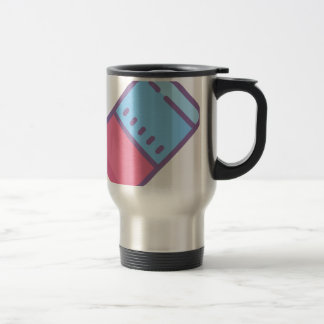 Eraser Travel Mug