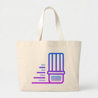 Erasing Large Tote Bag