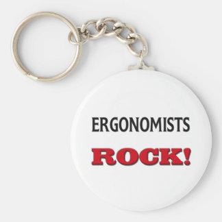 Ergonomists Rock Key Chain