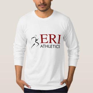 ERI Athletics -Grey Long Sleeve T-Shirt