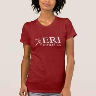 ERI Athletics - Red Short Sleeve Women's T-Shirt