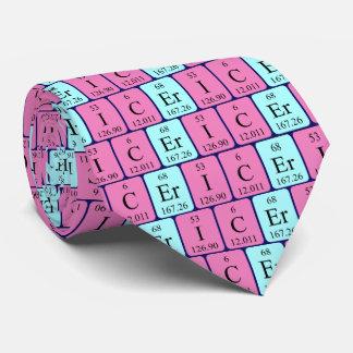 Eric periodic table name tie