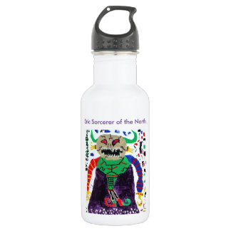 Eric Sorcerer of the North 532 Ml Water Bottle