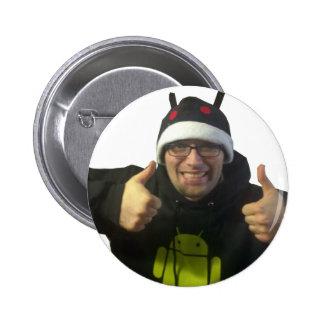 Eric the IamAndroid Guy Pinback Button