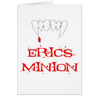 Erics Minion Greeting Cards