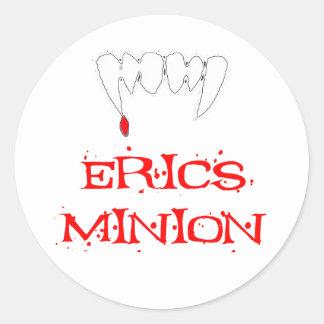 Erics Minion Stickers