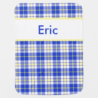 Eric's Personalized Blanket