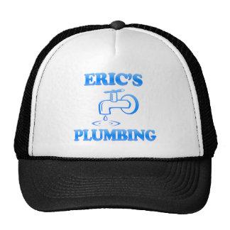 Eric's Plumbing Cap