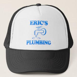 Eric's Plumbing Trucker Hat