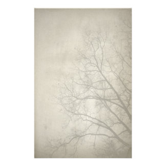 Erie Winter Day Paper Stationery