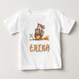 Erika Owl Baby T-Shirt