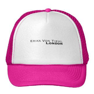 Erika Von Tiehl London apparel for Her Cap