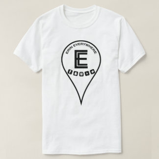 Erin Everywhere Logo Men's T-Shirt