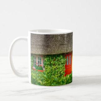 Erin Forever Mug-Cottage in Adare, Ireland Coffee Mug