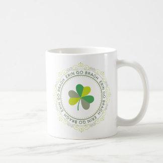 Erin go Bragh, Ireland Forever Coffee Mug