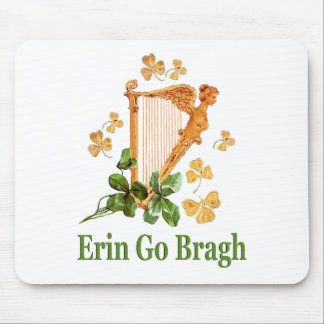 Erin Go Bragh - Ireland Forever Mouse Pad