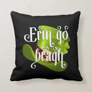 Erin go Bragh Irish Pride Cushion