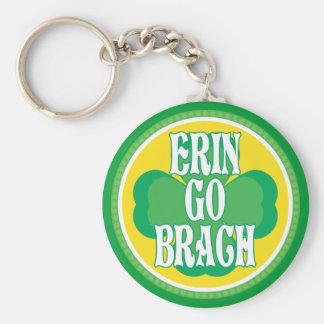 Erin Go Bragh Key Ring
