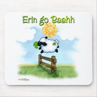 Erin Go Bragh Mouse Pad