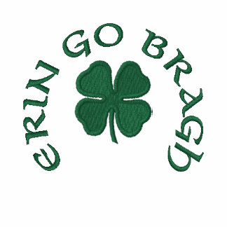 Erin Go Bragh polo shirt