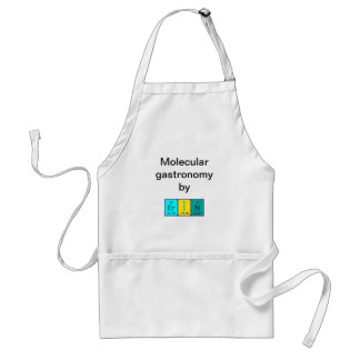 Erin periodic table name apron