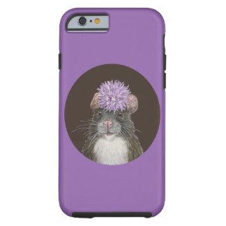 Erin the hooded fancy rat iPhone 6/6s case