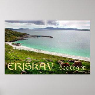 Eriskay, Scotland Poster