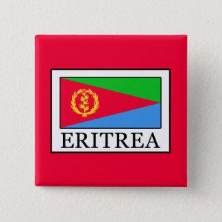 Eritrea 15 Cm Square Badge