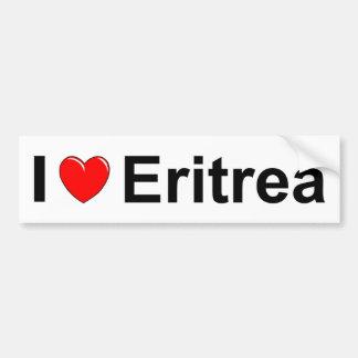 Eritrea Bumper Sticker