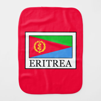 Eritrea Burp Cloth