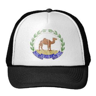 Eritrea Coat Of Arms Cap