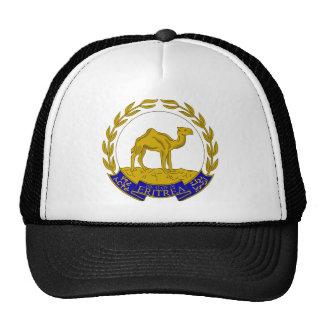 Eritrea Coat of arms ER Cap