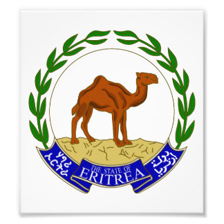 Eritrea Coat Of Arms Photo