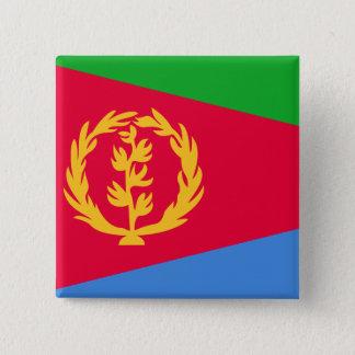 Eritrea Flag 15 Cm Square Badge