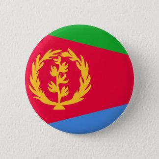 Eritrea Flag 6 Cm Round Badge