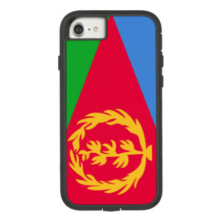 Eritrea Flag Case-Mate Tough Extreme iPhone 8/7 Case