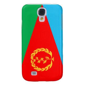 Eritrea Flag Galaxy S4 Cases