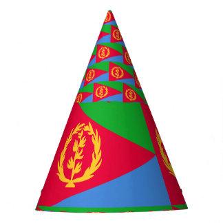 Eritrea Flag Party Hat
