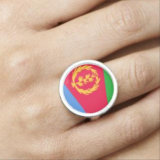 Eritrea Flag Ring
