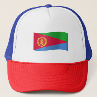 Eritrea Flag Trucker Hat