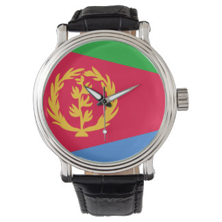 Eritrea Flag Watch