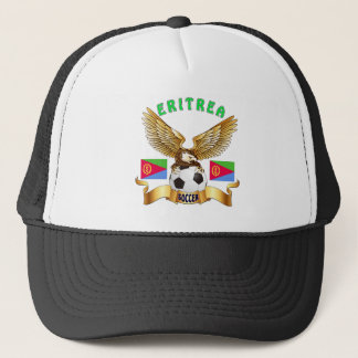 Eritrea Football Designs Trucker Hat