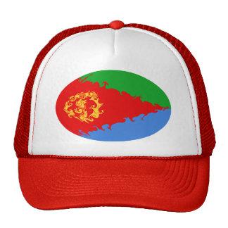 Eritrea Gnarly Flag Hat